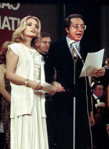 Sanremo 1977 Mike Bongiorno