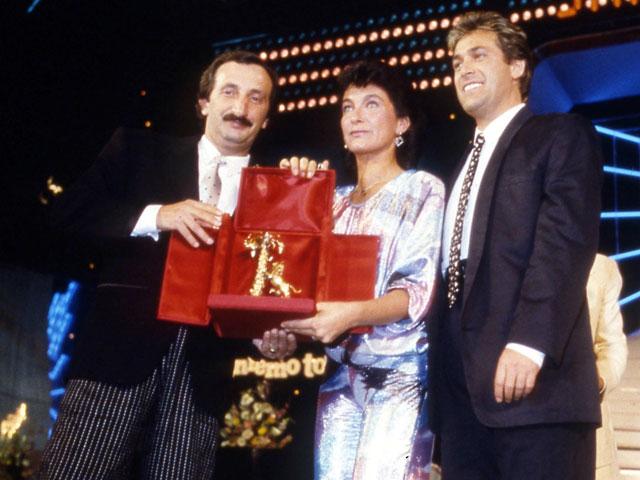 Ricchi e Poveri Sanremo 1985