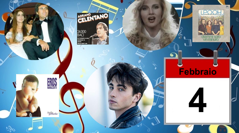 AlmanaccoMusicale 4 febbraio