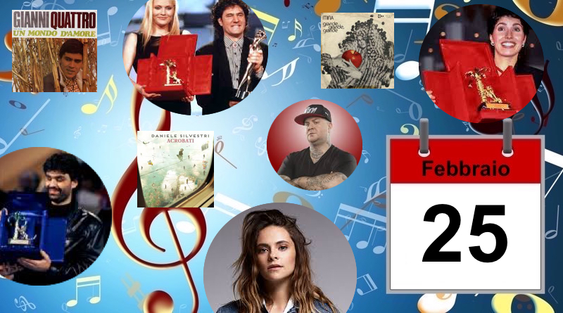 AlmanaccoMusicale febbraio 25