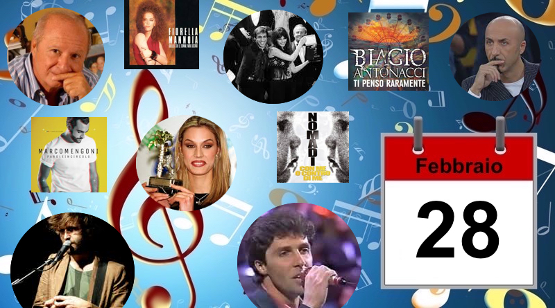 AlmanaccoMusicale febbraio 28