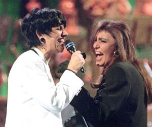 Sanremo 1993 - Mia Martini e Loredana Bertè