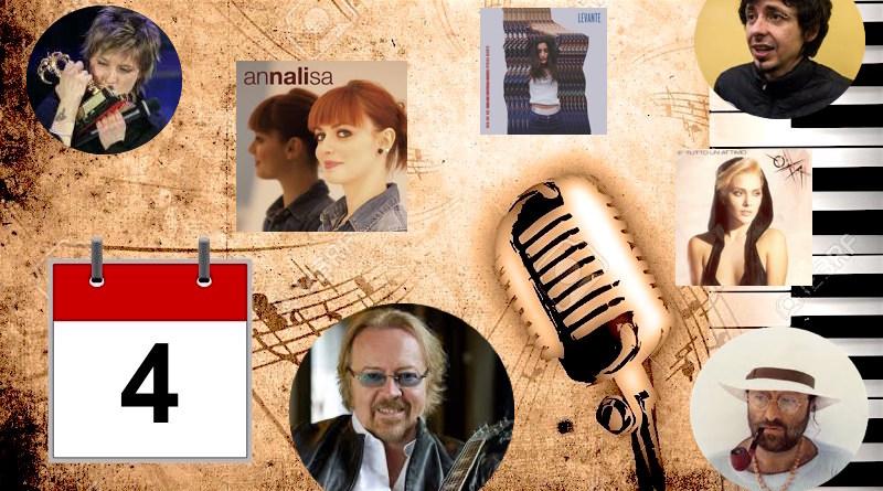 AlmanaccoMusicale - 4 marzo