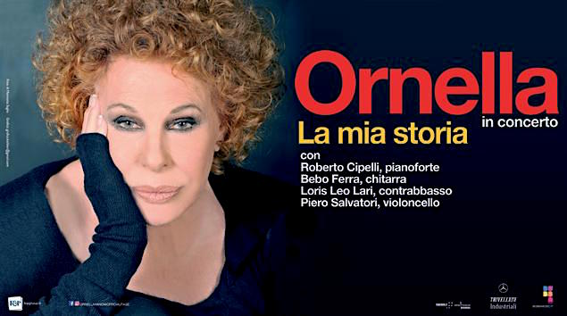 Ornella Vanoni Tour