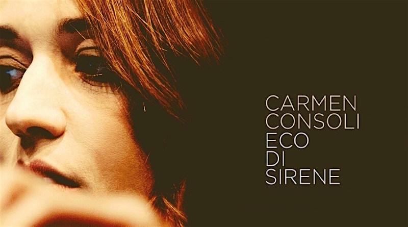 Carmen consoli tra attualit poesia e l 39 eco delle sue - A finestra carmen consoli ...