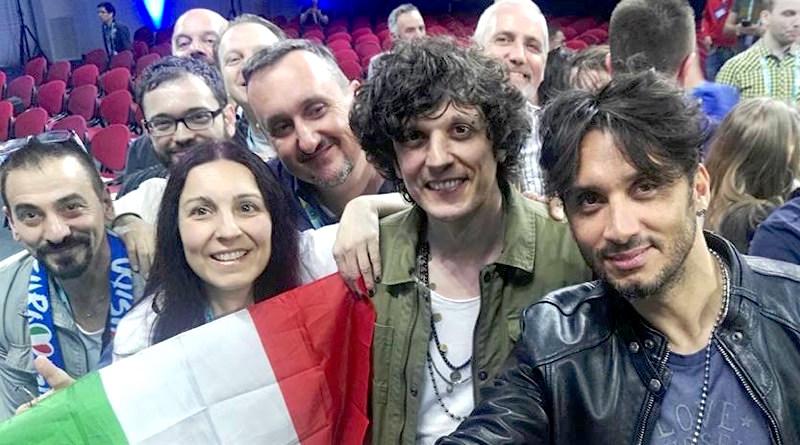 ERMAL META FABRIZIO MORO OGAE EUROVISION