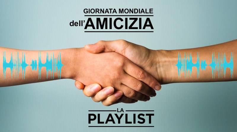 Playlist amicizia