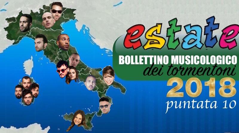 Tormentoni 2018 - Bollettino Musicologico Puntata 10
