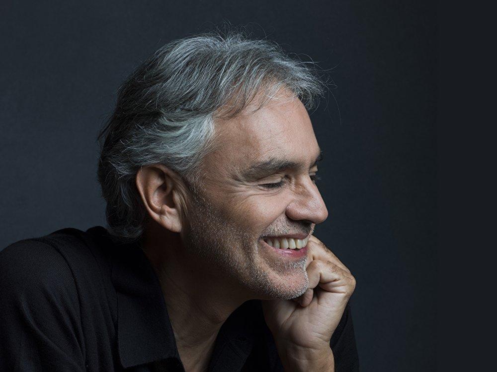 Andrea Bocelli 2018