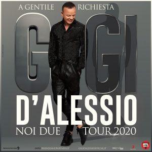 Gigi d'Alessio - Noi due Tour