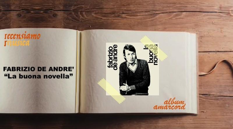 Fabrizio De Andrè, La buona novella