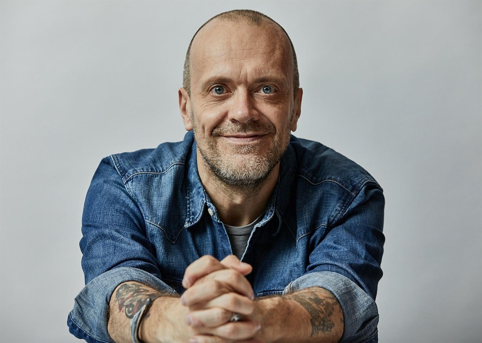 Max Pezzali 2020