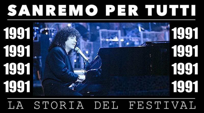 Sanremo per tutti - La storia del Festival 1991
