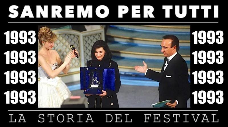 Sanremo per tutti - La storia del Festival 1993