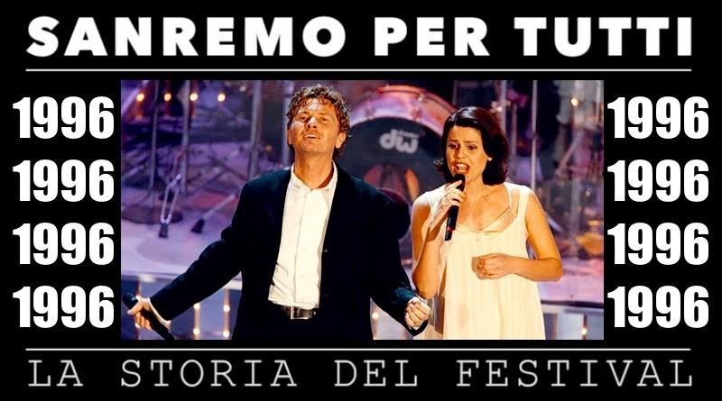 Sanremo per tutti - La storia del Festival 1996