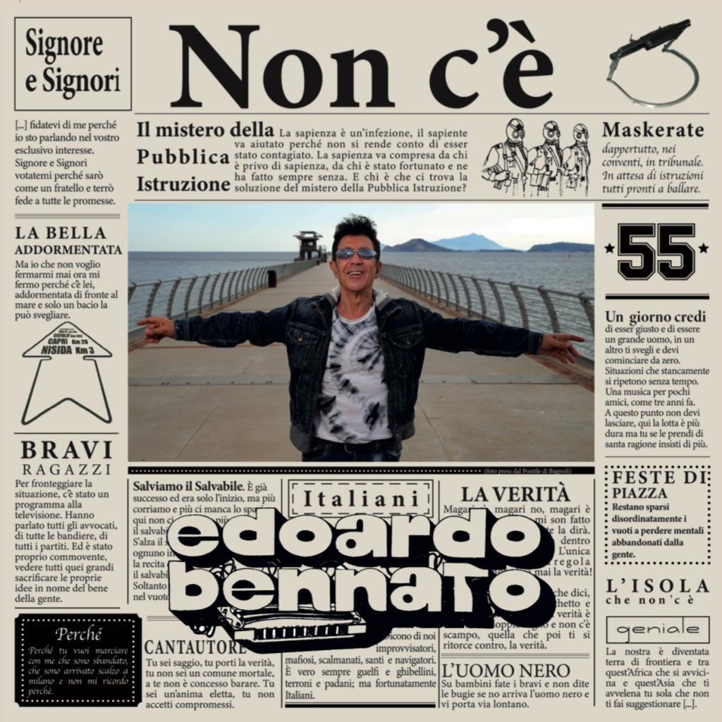 Edoardo Bennato, Non C'è