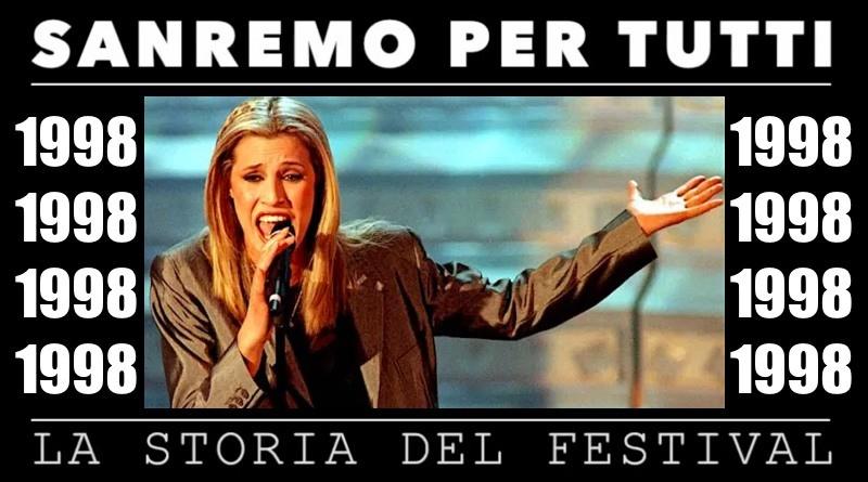 Sanremo per tutti - La storia del Festival 1998