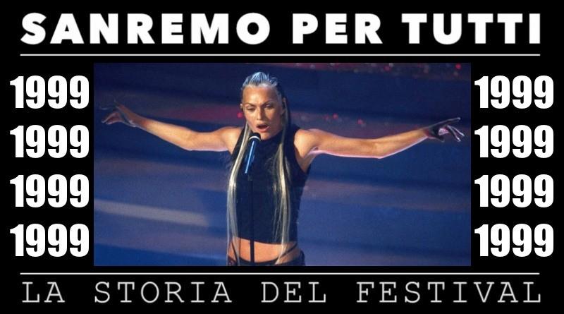 Sanremo per tutti - La storia del Festival 1999