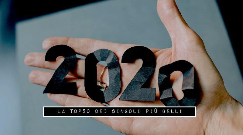 Top50 SINGOLI 2020