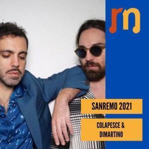 Colapesce e Dimartino - Sanremo 2021
