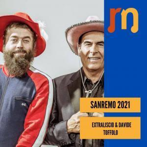 Extraliscio e Davide Toffolo - Sanremo 2021