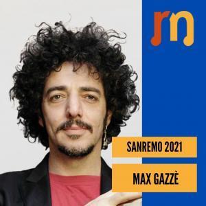 Max Gazzè - Sanremo 2021