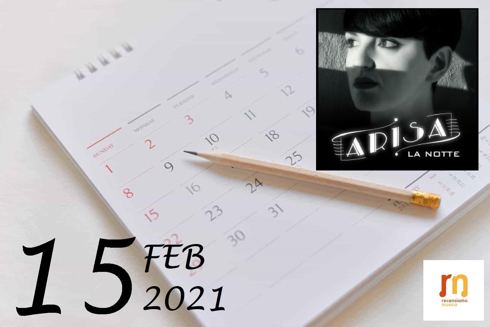 15 febbraio