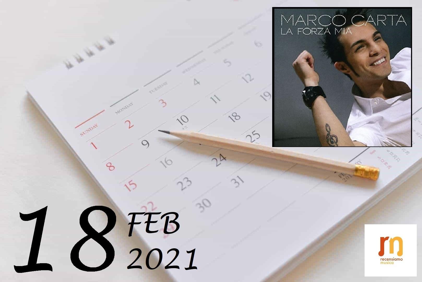 18 febbraio