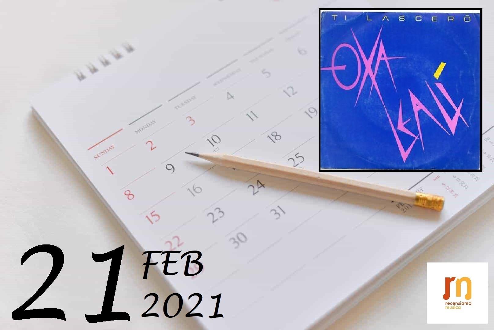 21 febbraio
