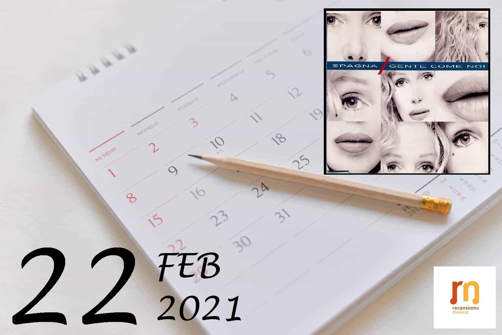 22 febbraio