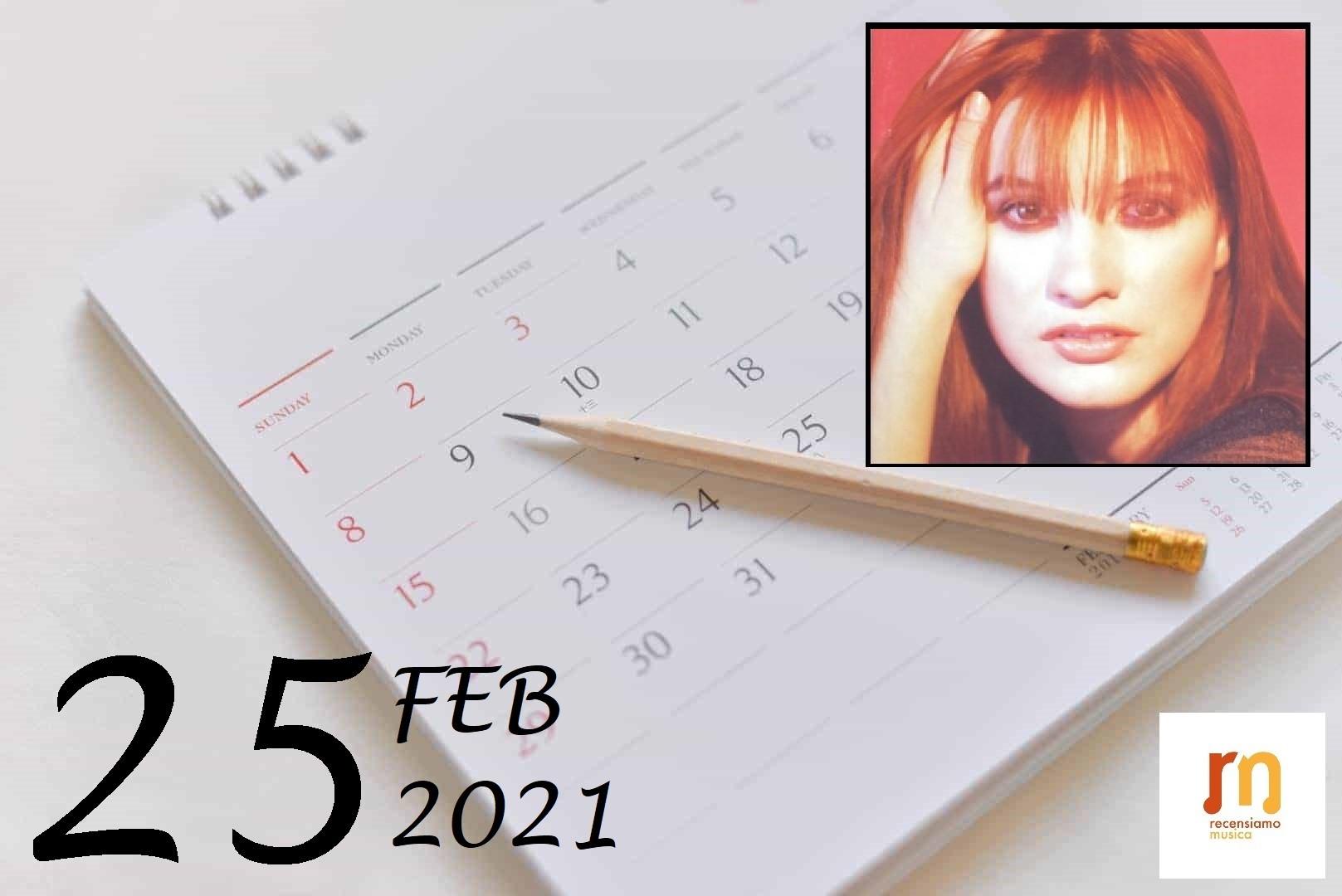 25 febbraio