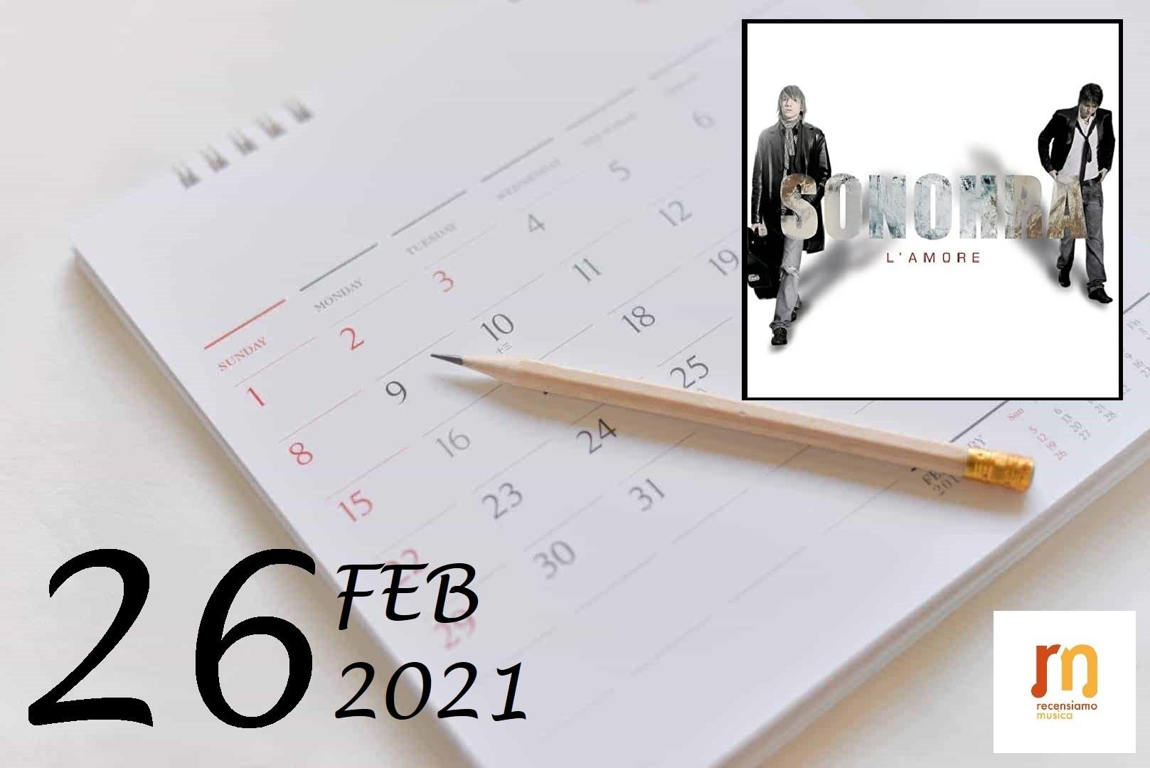 26 febbraio