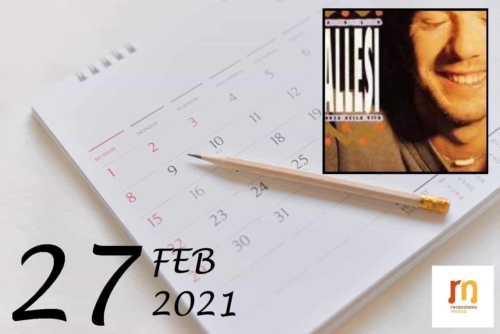 27 febbraio
