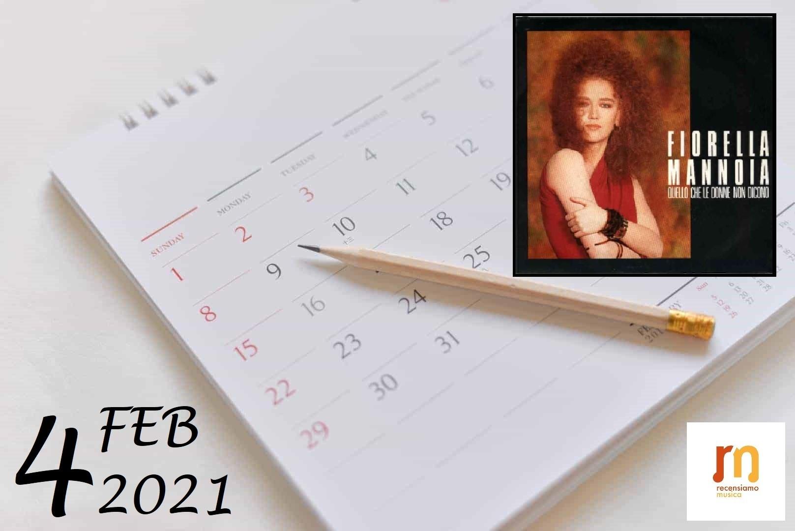La canzone del giorno, 4 febbraio: