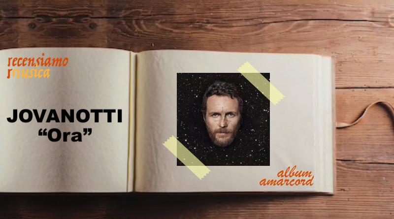 Album Amarcord Ora di Jovanotti