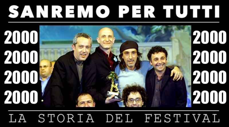 Sanremo per tutti - La storia del Festival 2000