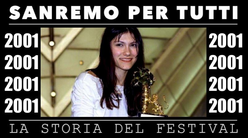 Sanremo per tutti - La storia del Festival 2001