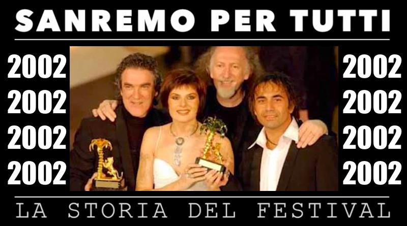 Sanremo per tutti - La storia del Festival 2002