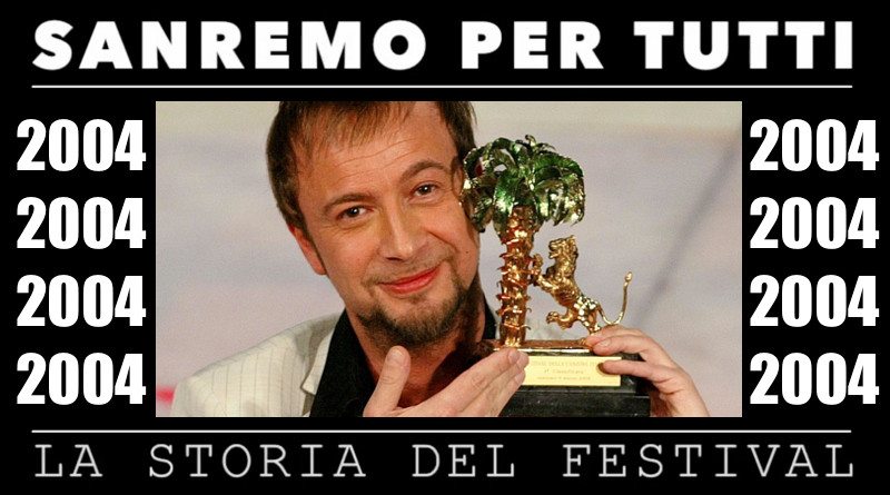 Sanremo per tutti - La storia del Festival 2004