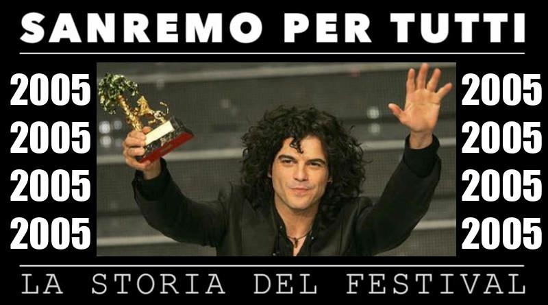 Sanremo per tutti - La storia del Festival 2005