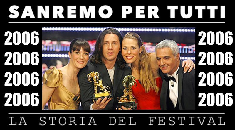 Sanremo per tutti - La storia del Festival 2006.
