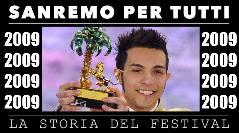 Sanremo per tutti - La storia del Festival di Sanremo 2009