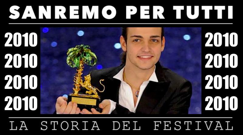 Sanremo per tutti - La storia del Festival 2010