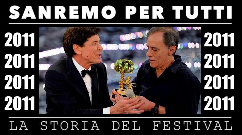 Sanremo per tutti - La storia del Festival 2011