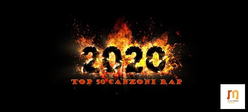 Top 50 canzoni rap 2020