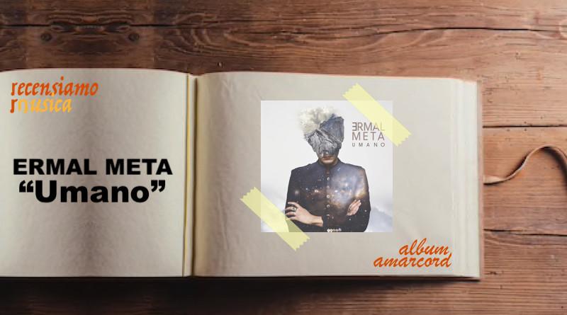 Album Amarcord Umano e Ermal Meta