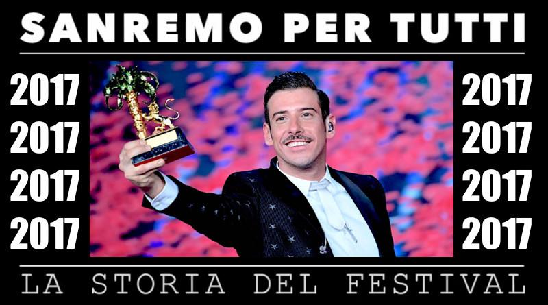 Sanremo per tutti - La storia del Festival 2017 |recensiamomusica.com