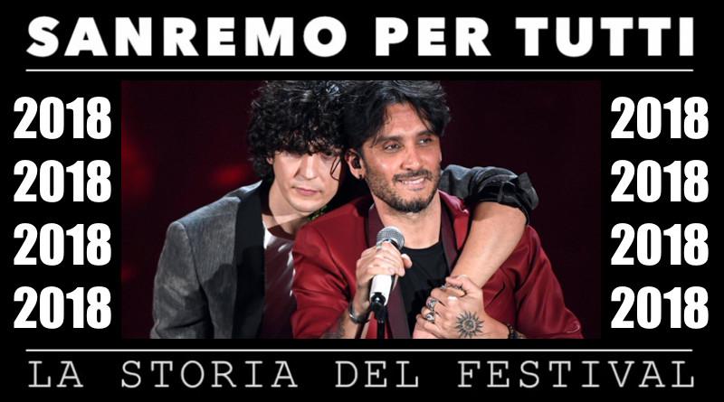 Sanremo 2018 |recensiamomusica.com