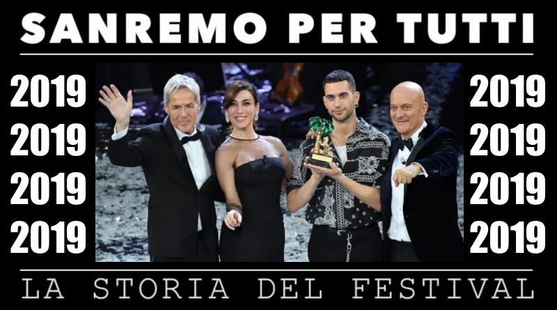 Sanremo per tutti - La storia del Festival 2019 |recensiamomusica.com