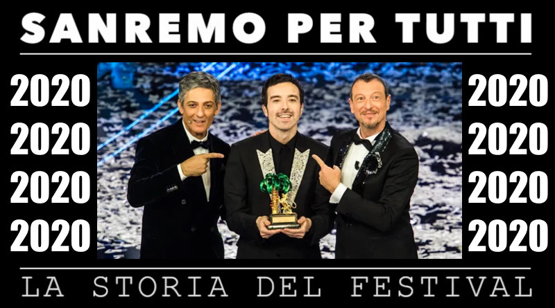 Sanremo per tutti - La storia del Festival 2020 |recensiamomusica.com